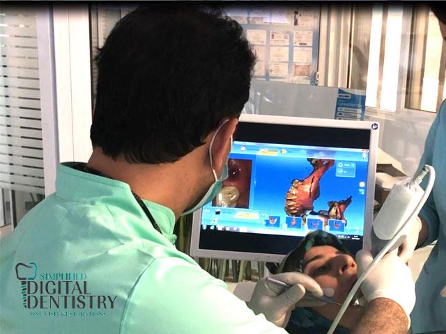 آموزش دندانپزشکی دیجیتال
